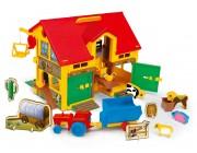 Детский домик-ферма Y - 74