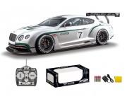 Автомобиль Bentley GT3 JU - 2566