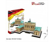 3D PUZZLE The Brangenburg Gate