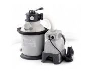 Фильтр-насос с песочным фильтром INTEX, 220-240V, 4500 л/час
