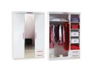 Шкаф 3-х  дверный Calimera Angel