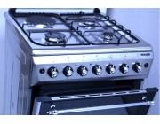 Газовая плита Wolser WL-60602 IGE Rustic Inox