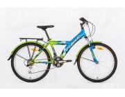 Велосипед подростковый туристический Fulger Discovery 24