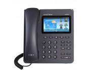 IP телефон Grandstream GXP2200  на базе ОС Android, 6 SIP линий, HD voice, Skype, Google Voice, Microsoft LYNC