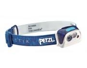 Фонарь налобный petzl ACTIK BLUE