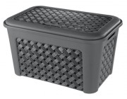 Коробка с крышкой Arianna 48.3l, 58Х38Х33cm