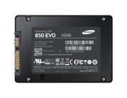 "2.5"" SSD  500GB Samsung 850 EVO MZ-75E500BW [R/W:540/520MB/s, 7mm, Samsung MGX, 3D V-NAND]"