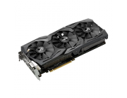 ASUS STRIX-GTX1070-8G-GAMING NVIDIA GeForce GTX 1070,8GB DDR5 256-bit, Engine1506/1683MHz, Memory 8008 MHz, Active Cooling  DVI-D,HDMI 2.0x2,DPx2.