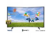 4K Смарт-Телевизор Изогнутый VESTA SmartTV2.0 LD55B912S DVB-C/T/T2