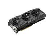 ASUS STRIX-GTX1070-O8G-GAMING NVIDIA GeForce GTX 1070,8GB DDR5 256-bit, Engine1506/1683MHz, Memory 8008 MHz, Active Cooling  DVI-D,HDMI 2.0x2,DPx2.