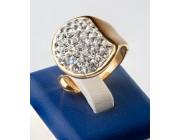 Кольцо «Бриллиантовая печатка»