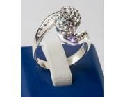 Кольцо «Блестящий вихрь»