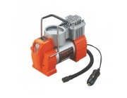 Автомобильный насос компрессор 12V,120вт 30л/мин SomaFix