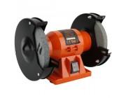 Шлифовальный станок наст. 150Вт 2950об/мин диск Φ150x16x Φ12.7mm SomaFix