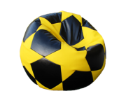 """Кресло - мешок """"Футбольный мяч BIG Star"""" (h - 50, d - 98 см) Разные цвета"""