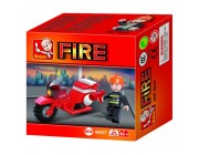 FIRE FIGHTING MOTORCYCLE(25PCS) FIRE FIGHTING MOTORCYCLE(25PCS)