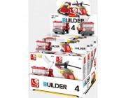 BUILDER 4 FIRE