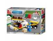 AVIATION -Aircraft Cargo Loader(222PCS)