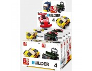 BUILDER 4 VEHICLES