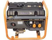 Бензиновый генератор Stager GG 4600