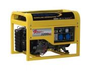 Бензиновый генератор Stager GG 4800 E