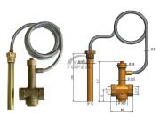 Термостатический клапан Danfoss BVTS
