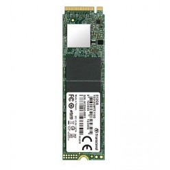 M.2 NVME SSD 512GB TRANSCEND 110S, INTERFACE: PCIE3.0 X4 / NVME1.3, M2 TYPE 2280 FORM FACTOR, SEQUENTIAL READS 1800 MB/S, SEQUENTIAL WRITES 1500 MB/S, 3D NAND TLC