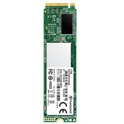 M.2 NVME SSD 512GB TRANSCEND 220S, INTERFACE: PCIE3.0 X4 / NVME1.3, M2 TYPE 2280 FORM FACTOR, SEQUENTIAL READS 3500 MB/S, SEQUENTIAL WRITES 2800 MB/S, 3D NAND TLC -