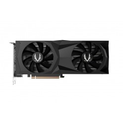 ZOTAC GeForce RTX 2060 SUPER AMP! 8GB GDDR6, 256bit, 1680/14000Mhz, Dual Fan / IceStorm 2.0, HDCP, 1xHDMI, 3xDisplayPort, Metal Wraparound Backplate, SPECTRA Lighting, FireStorm Utility, Premium Pack