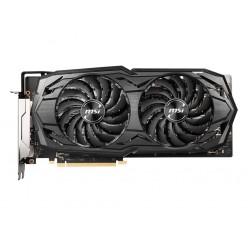 MSI Radeon RX 5600 XT GAMING MX 6G / 6GB GDDR6 192Bit 1620/14000Mhz, RDNA, SP: 2304Units(36CU), 1x HDMI, 3x DisplayPort, Gaming Dual fans - Thermal design (Zero Frozr/Airflow Control Technology), TORX FAN 3.0, Solid Backplate