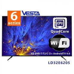 SMART TV VESTA LD32E6205 HD DVB-T/T2/C CI+ AndroidTV 9.0