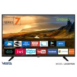 Smart TV VESTA LD32D752S/IPTV Ready WIFI Android +50 каналов