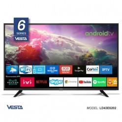 Smart TV VESTA LD43E6602 FHD DVB-T/T2/C AndroidTV 9.0