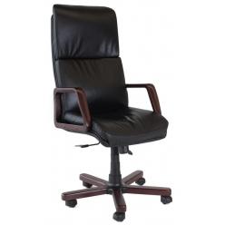 Кресло piele naturala Black TEXAS AMF EXTRA