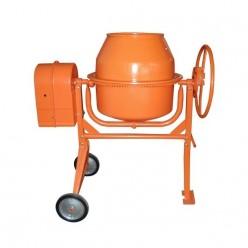 Бетономешалка оранжевая защита двигателя 160 L MPN