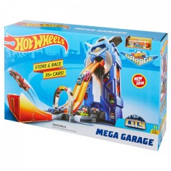 Hot Wheels Мегагараж для машинок