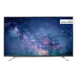 "65"" LED TV SHARP LC-65CUG8062E, Silver, 3840x2160 (4K), SmartTV (Aquos NET+), Wifi+Lan, Active Motion 400, HDR, ACE PRO ULTRA Engine, Harman Kardon, R"