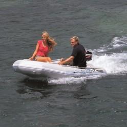 Надувная лодка OCEAN LINE SCOUT PRO