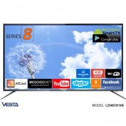 Смарт - Телевизор VESTA LD40С814S/A7 DVB-T/T2/C CI+ AndroidTV 7.0